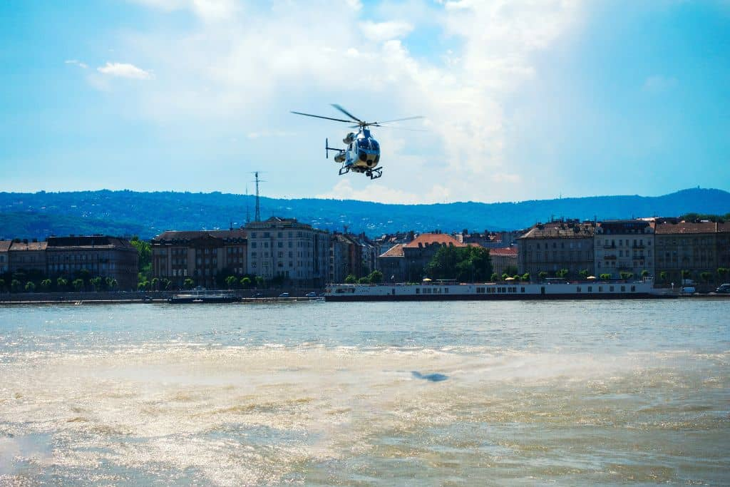 Budapest Helicopter-Unusual and weird things to do in Budapest