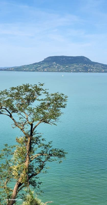 Lake Balaton has one of the cleanest bodies of water in Europe