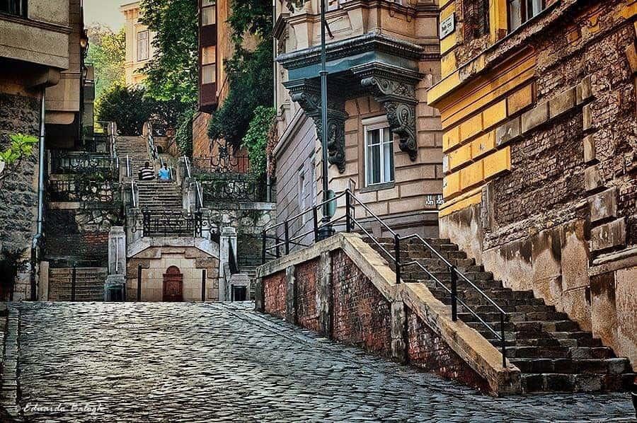Ponty Street Stairs
