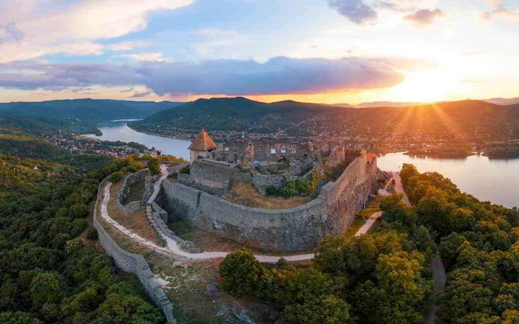 Visegrád Castle-Citadel-Danube Bend