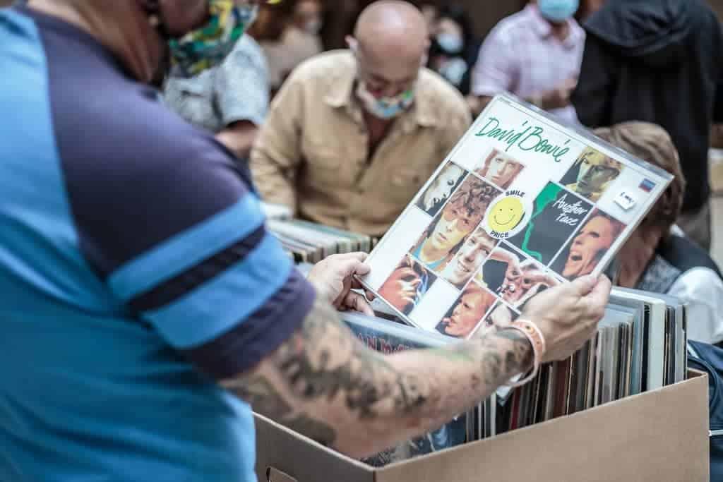 Vynil market – Vinyl Record & CD Fair in Budapest