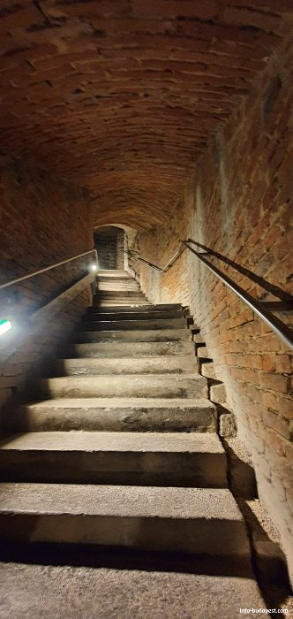 Tapolca Lake Cave is 34 meters deep