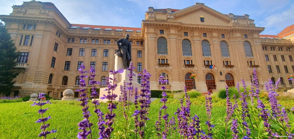 What are the best places to visit in Hungary-Debrecen University