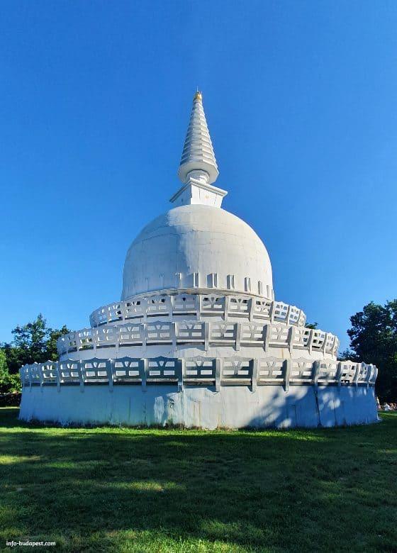 The Zalaszanto Stupa