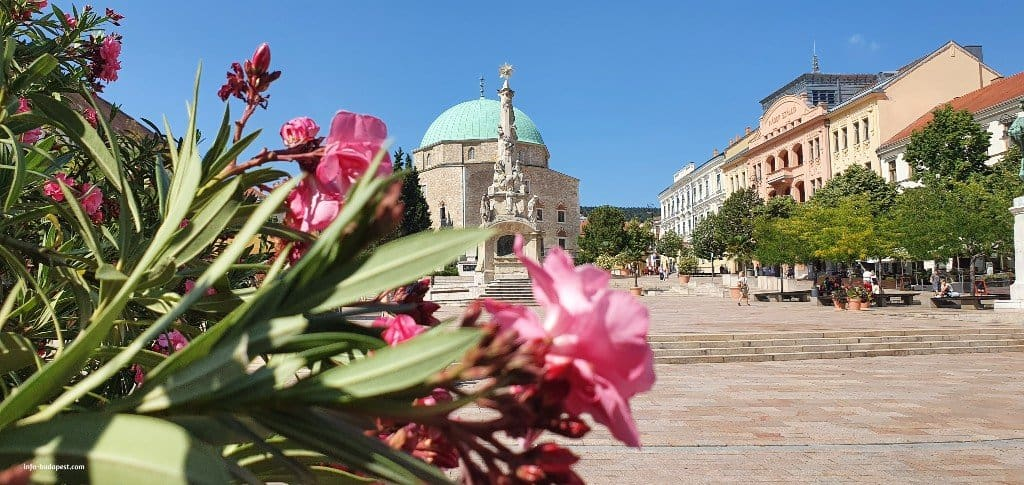 Pécs- One of the best place to visit in Hungary